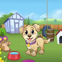 بازی کودکانه مراقبت از سگ کوچولو