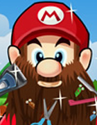 بازی دخترانه اصلاح ماریو