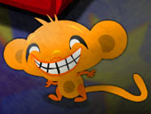 بازی معمایی راز خوشحالی میمون