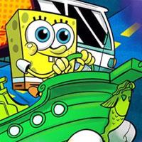 بازی باب اسفنجی ماشین سواری Spongebob