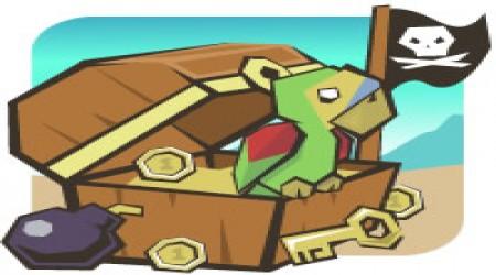 بازی معمایی صندوقچه گنج