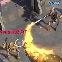 بازی جنگ ربات ها اعتیادآور چند نفره
