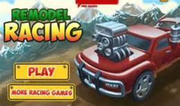 بازی مسابقه ماشین