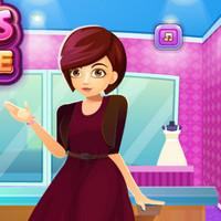 بازی خیاطی دخترانه جدید