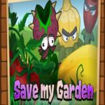بازی استراتژی محافظت از باغ