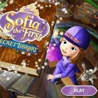 بازی سوفیا : راز کتابخانه