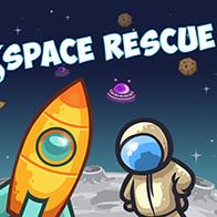 بازی آنلاین فکری نجات فضانورد