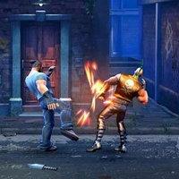 بازی مبارزه خیابانی سه بعدی جدید