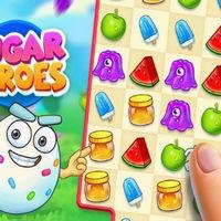 بازی قهرمانان شکر Sugar Heroes
