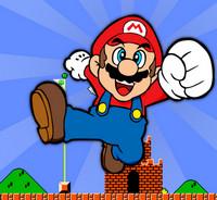 بازی ماریو قارچ خور قدیمی