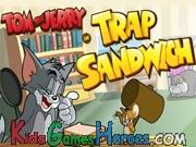 بازی تام و جری و ساندویچ