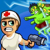 بازی آنلاین زامبی رویال Zombie Royale.io