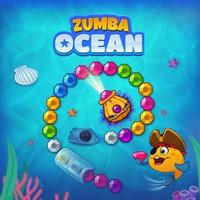 بازی آنلاین زومبا Zumba Ocean